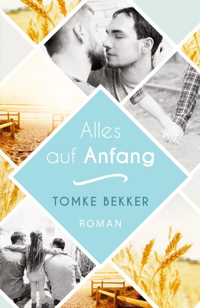 """Cover des Romans """"Alles auf Anfang"""""""